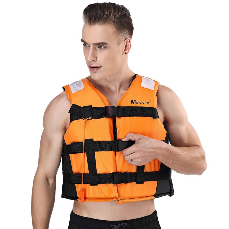 [Manufacturers Wholesale] MANNER Adult Fu Li Yi Floating Vest Profession Marine Fishing Vest Non-Life Jacket