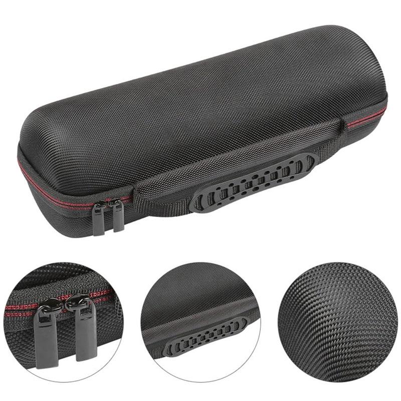 New Hard Travel Case For Jbl Charge 4 Waterproof Bluetooth Speaker Only Case Black Speaker Accessories Aliexpress