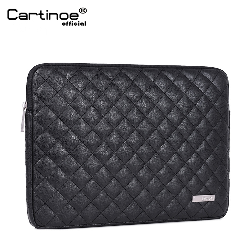 Canvas 13.3/14 Inch Laptop Bag For Macbook Air 13 Laptop Sleeve for Macbook Pro 15 Case Laptop Sleeve 15.6 Laptop Bag for Women