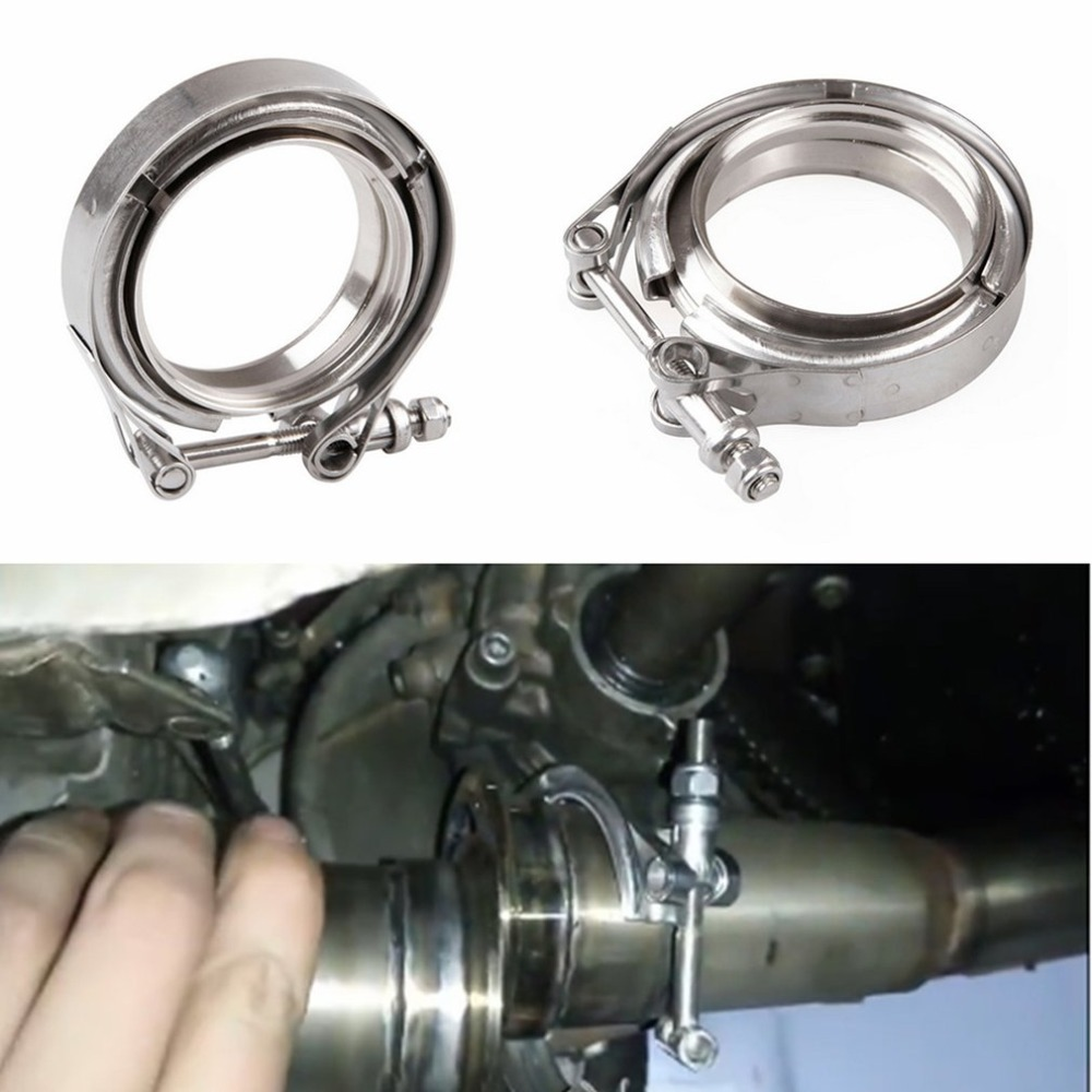 car turbo exhaust downpipe stainless