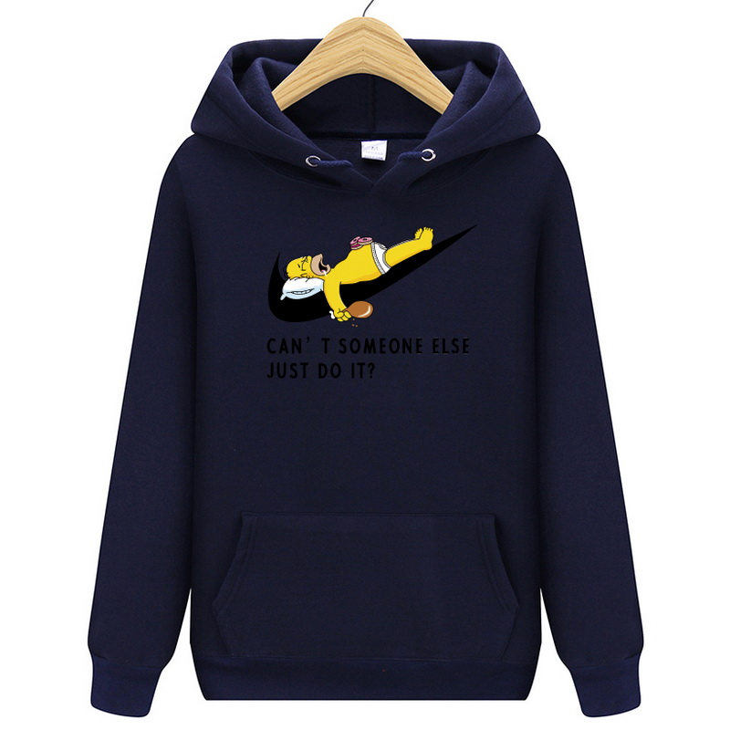 2019Hot Simpson Hoodie Man/Woman High Quality Print Casual Fashion Sweatshirt Harajuku Hip Hop Streetwear Tops Autumn Multicolor