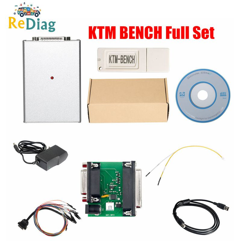 High Quality New KTM BENCH ECU Programmer For BOOT And Bench Read And Write
