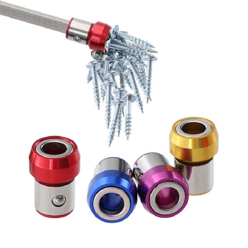 Магнитное кольцо, сплав, электрическое магнитное кольцо, отвертка, биты-коррозия, сильное магнитное сверло Phillips, магнитное кольцо