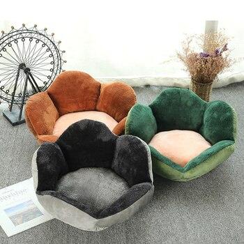 Flower Pet Dog Cat Bed