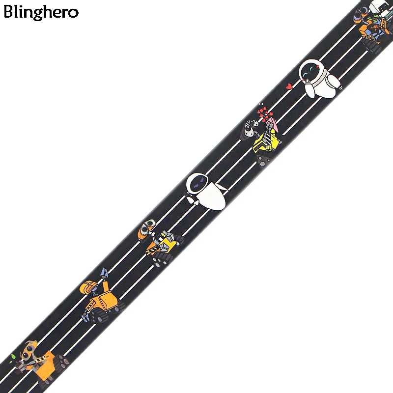 Taśma robota Blinghero 15mm X 5m fajna przestrzeń taśma Washi taśma maskująca stylowe taśmy samoprzylepne taśma z etykietami prezenty BH0474