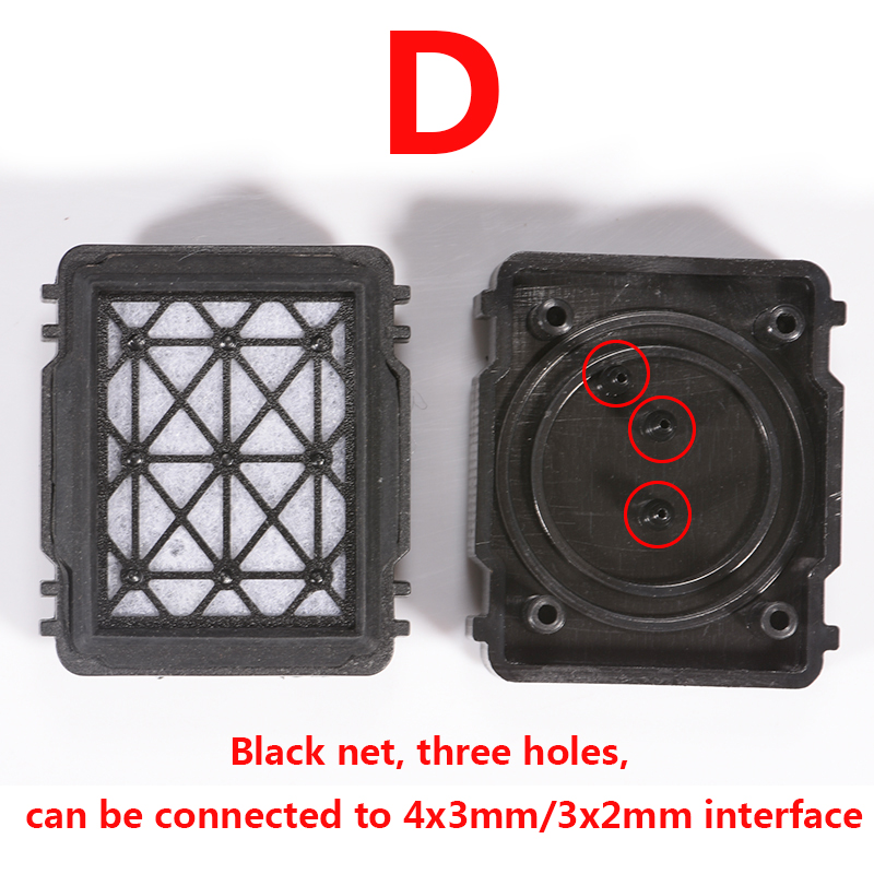 2PCS DX5 dx7 Mimaki jv33 capping station cap top solvent Mutoh mimaki jv5 cjv30 lecai xuli galaxy print head dx5 cap station(China)