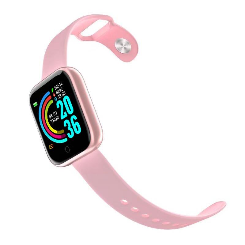 Hf839dbe7157f40b6ae827644fc20b3d98 Smart Watch Blood Pressure Smartwatch Tracker Heart Rate Fitness