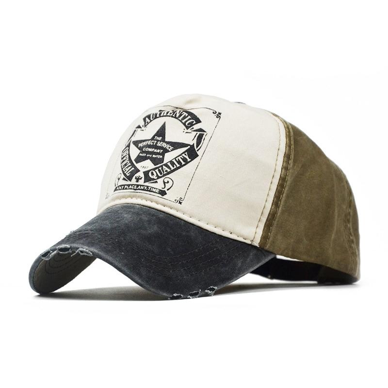Washed Soft Cotton Baseball Cap Men Retro Hats Fashion Hip Hop Street Snapbcak Cap Summer Women Sun Hats Adjustable Unisex Cap