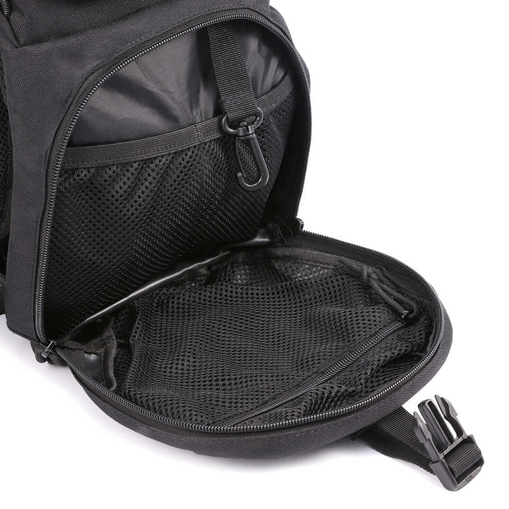 3L Hydration Backpack Outdoor Storage No Leakage Tactical Water Bag Easy Use