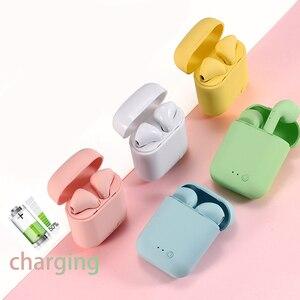 Image 1 - Dodocase mini 2 tws sem fio bluetooth fone de ouvido estéreo fone de ouvido com caixa de carregamento para iphone 6 7 8 x android ios sistemas