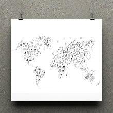 Azsg карта мира прозрачные марки для скрапбукинга diy картинки/открытки