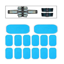 14Pcs Gel Pads for EMS Abdominal ABS Trainer Muscle Stimulat