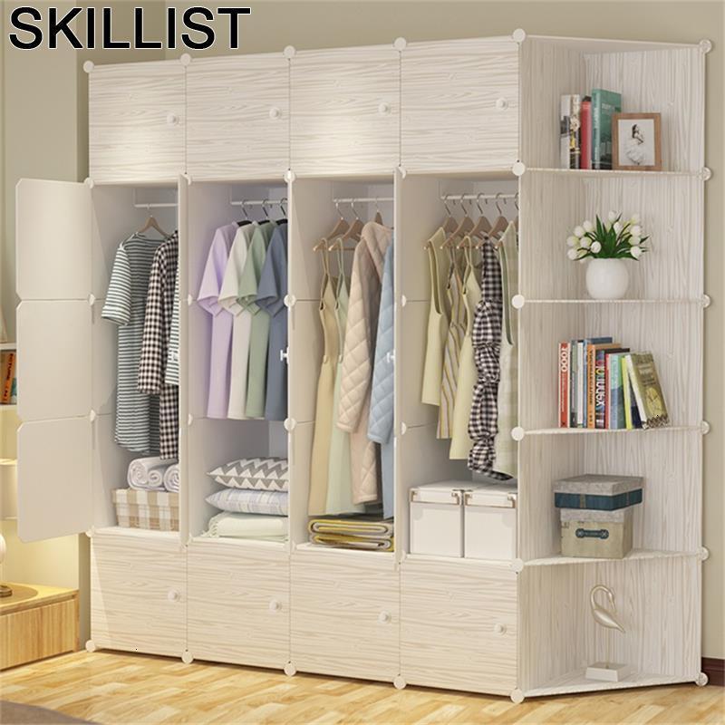 Armario Tela Storage Dresser For Gabinete Moveis Armadio Meble Mueble De Dormitorio font b Closet b