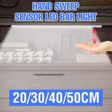 Умный выключатсветильник для подсветки шкафа с датчиком движения
