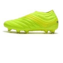Copa – chaussures de Football 19 + FG pour hommes, bottes de Football, livraison gratuite, nouvelle collection