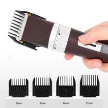Большая Акция Электрический триммер для волос Машинка для стрижки волос Бритва для хлеба машинка для стрижки волос EU Plug