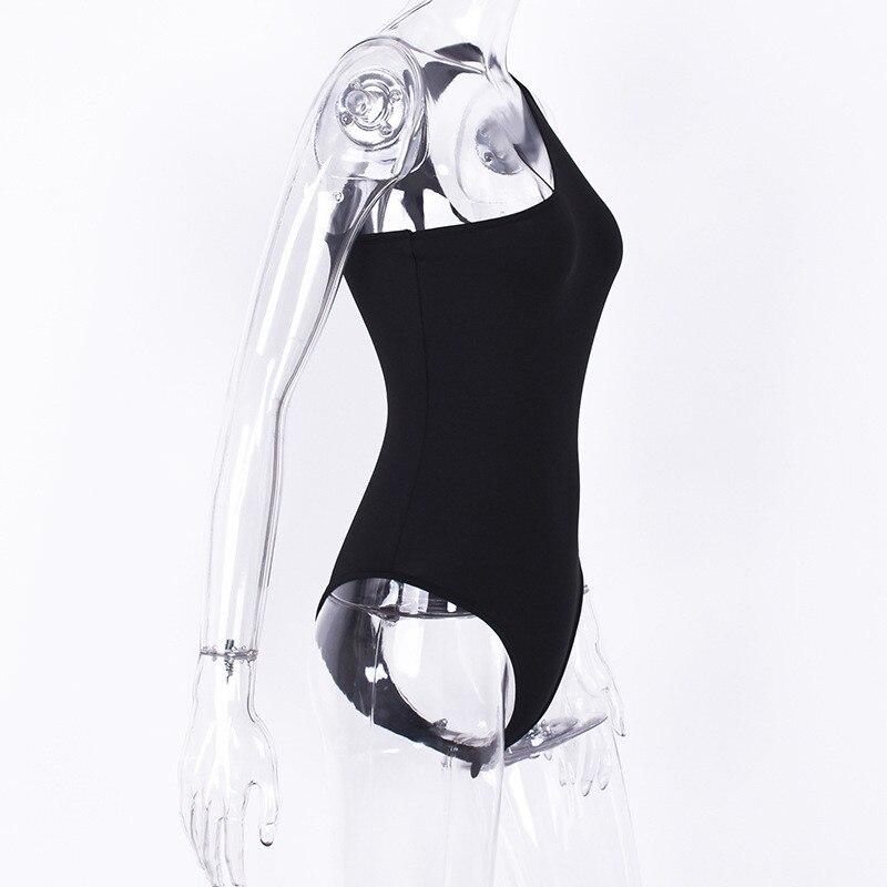 one shoulder bodysuit women12