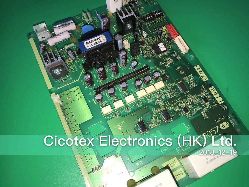 Compressor-Drive-Circuit-Board PCB505A057AA Maintenance Central-Air-Conditioning VVVF