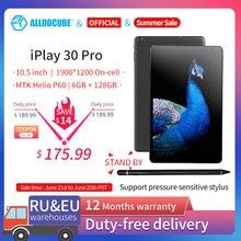ALLDOCUBE iPlay30 pro 10.5 pollici Android 10 Tablet 6GB RAM 128GB ROM Helio P60 4G LTE Tablet PC 1920*1200 IPS 7000mAh TYPE-C