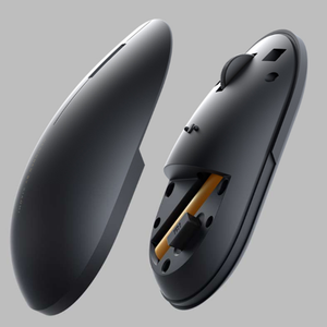 Image 4 - Original Xiaomi Wireless Mouse 2 1000DPI 2.4GHz WiFi Link Optical Mute Portable Light Mini Laptop Notebook Office Gaming Mouse