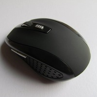 Drahtlose Maus 2 4G Tragbare Wireless Mouse Cordless Optical Scroll Mouse Für PC Laptop-in Mäuse aus Computer und Büro bei
