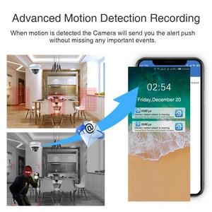 Image 5 - Techage 4CH 1080P 보안 POE NVR 카메라 시스템 2MP 오디오 사운드 IP 카메라 야외 IR 야간 감시 키트 CCTV 비디오