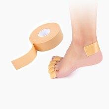 1 rolka stóp ścieranie naklejki modzele Toe ochraniacz na palce antypoślizgowe szpilki ochraniacze na nóżki łagodzi Blister ból narzędzie do pielęgnacji stóp