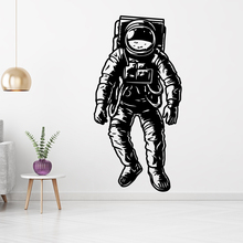 Pretty Spaceman Wall Sticker Art Wallpaper Decor Living Room Bedroom Removable Waterproof Decal