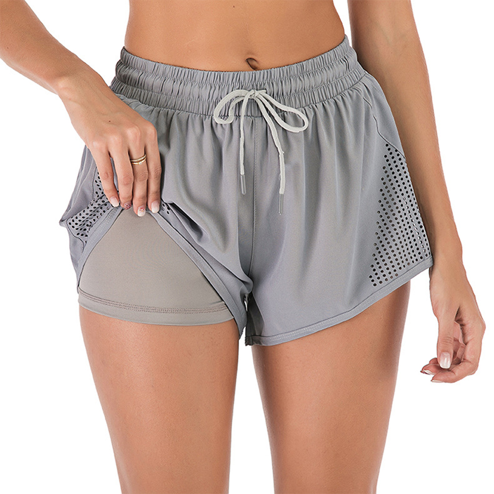 New Drawstring Running Shorts…