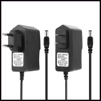 Alloyseed Ac 110-240V Naar Dc 4.2V 8.4V 12.6V 16.8V 21V 1A 2A charger Adapter Voor 18650 Lithium Batterij Oplader Plug Power Adapter