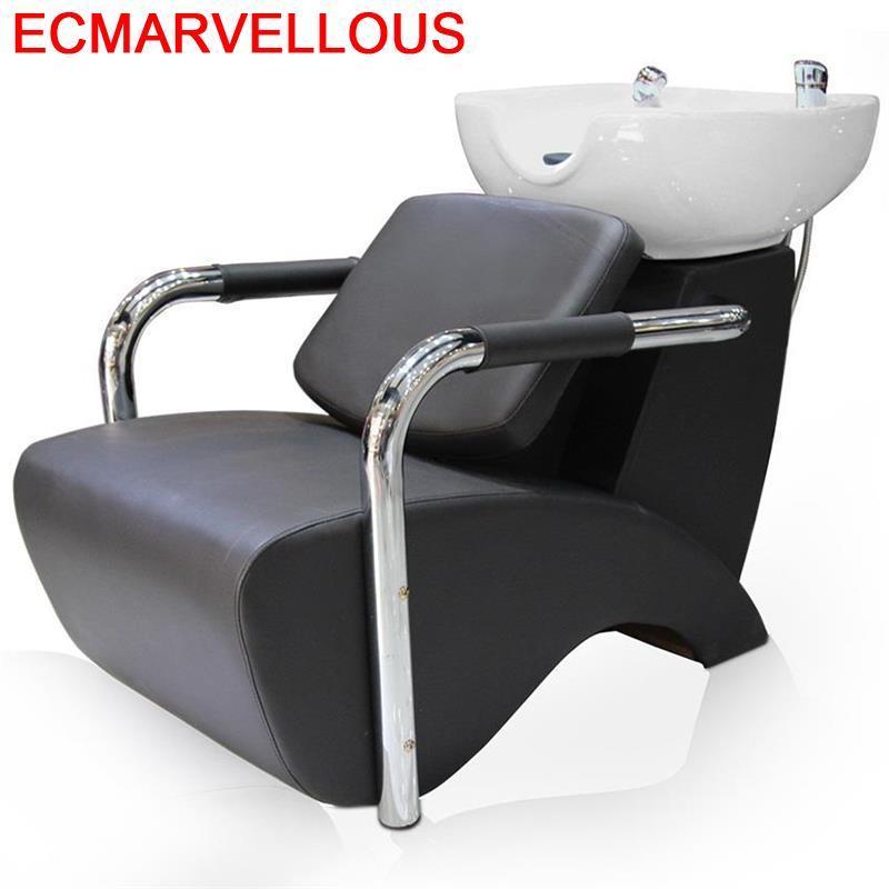 Hairdresser For Beauty Lavacabezas Belleza De Cabeleireiro Hair Salon Furniture Silla Peluqueria Cadeira Maquiagem Shampoo Chair mobile phone