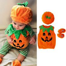2019 New Novelty Kid Baby Girl Boys Halloween Clothes Set Pu