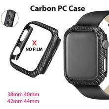 Duoteng ПК Защитный чехол для apple watch серии 6 5 4 версия