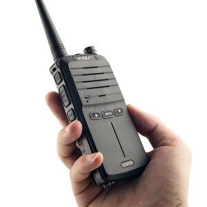 Image 3 - 2PCS Handheld Walkie Talkie 8W High Power UHF Handheld Two Way Ham Radio Communicator HF Transceiver Amateur Handy