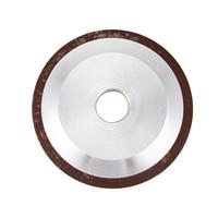 Heißer XD Neue 100mm Diamant Schleifen Rad Tasse 180 Grit Cutter Grinder für Hartmetall Metall|Schleifscheiben|   -