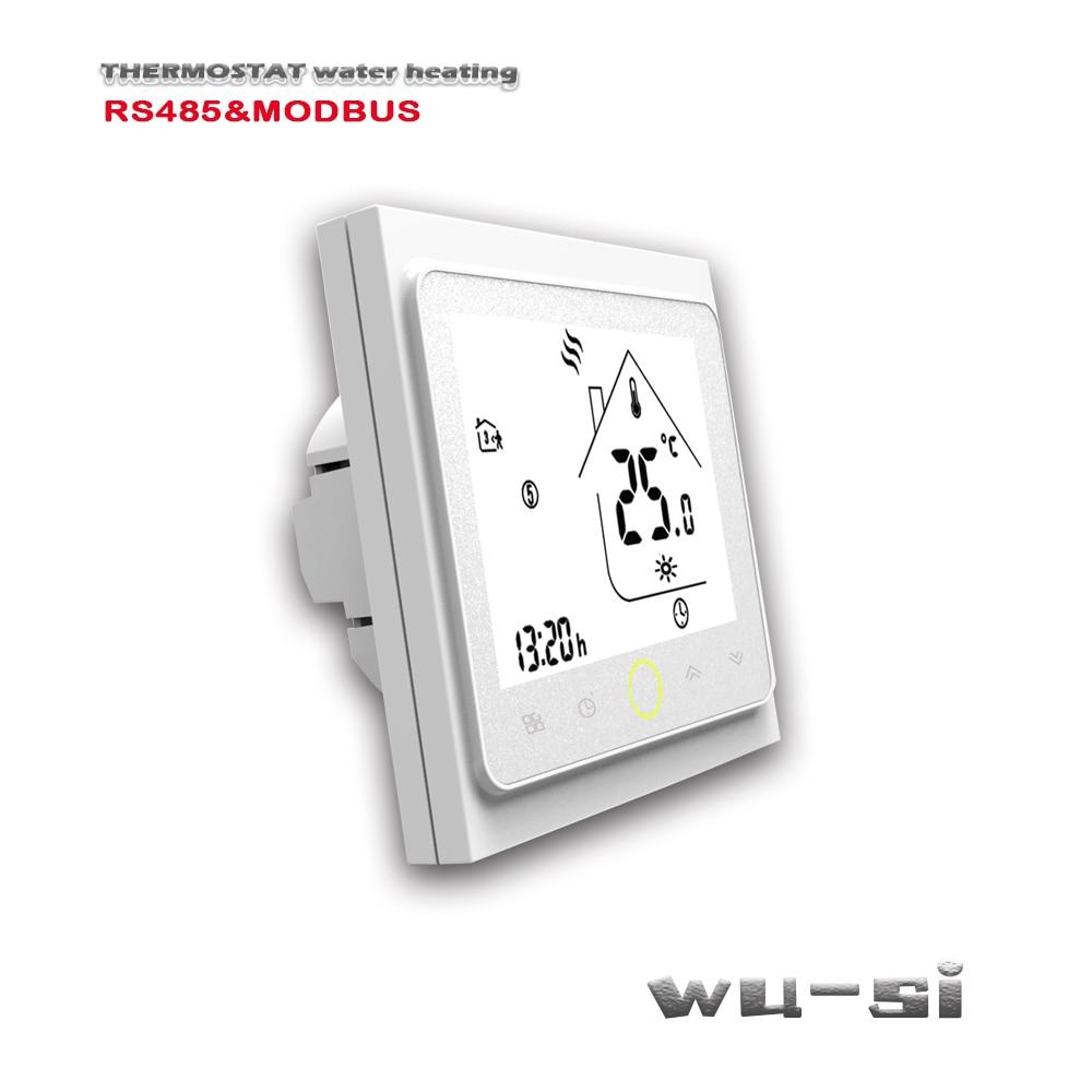 RS485&MODBUS Thermostat-Floor Heating Thermostat ,24VAC 95-240VAC Optional