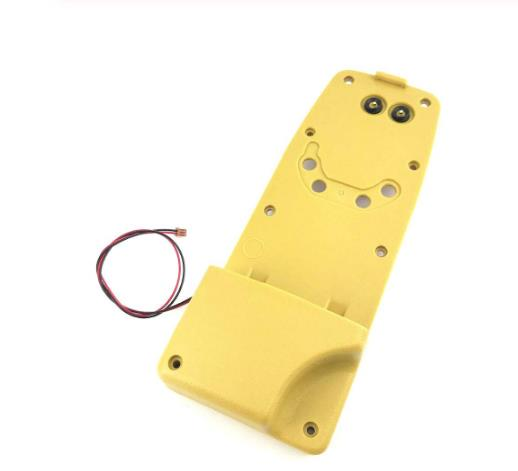 BRAND NEW Yellow + Cable Replacement Battery Right Side Cover Case For Topcon GTS102N GTS332N GPT3002 GTS332W Total Stations