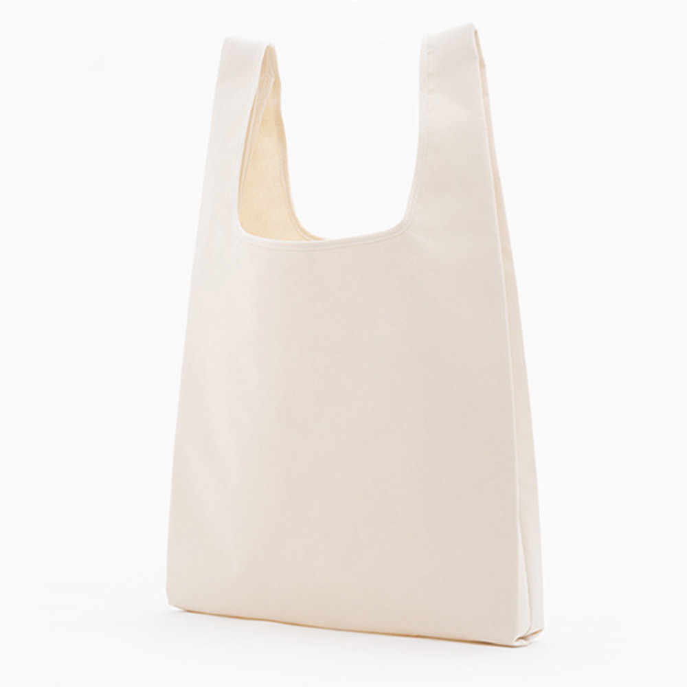 Tote Bag Large Capacity Creative Folding Thickened With Tote Oxford Cloth Bags Reusable Shopping Bag Bolsas De Tela