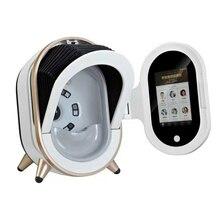 3D анализатор кожи портативный аппарат magic mirror портативный детектор 3D профессиональное косметическое оборудование