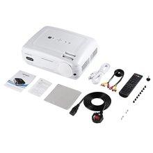 LESHP 720P ЖК-проектор с высоким разрешением высокая герметичность 3200 лм мультимедийный домашний кинотеатр HDMI VGA USB для ПК ноутбука тв