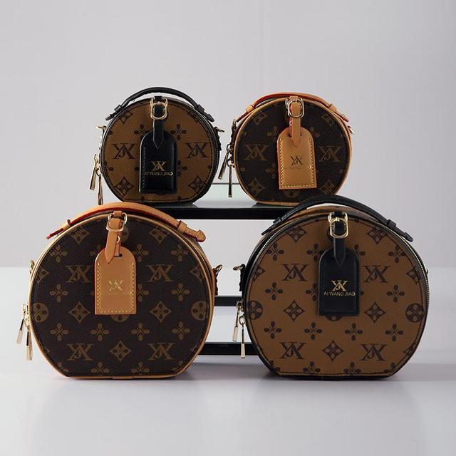 bags for women 2020 new presbyopic fashion small round bag portable travel bag 1