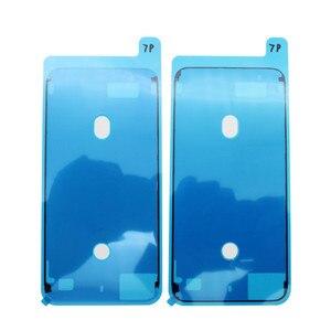 Image 4 - 500 قطعة 3M للماء ملصقا ل فون 6S 6SP 7 8 11 زائد X الجبهة الإسكان LCD تعمل باللمس عرض الإطار لاصق ملصق