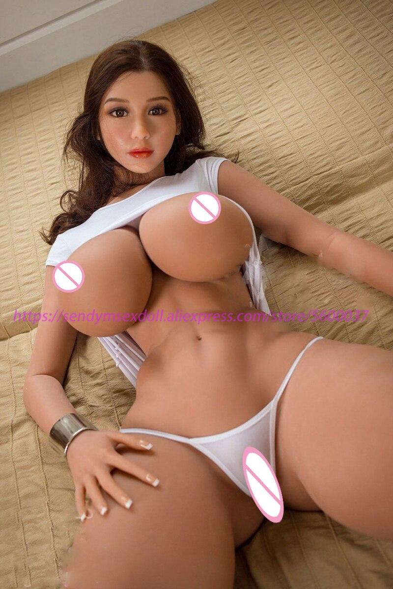 Hf8406d01c4204fedaab793a7de71dfc9x Muñecas sexuales de silicona Real para hombres adultos, juguete de Anime japonés de 165cm, completo, Oral, de amor, realista, con pecho grande, culo, Vagina atractiva y ano
