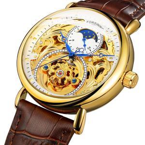 Image 3 - 2020 ใหม่นาฬิกาแฟชั่นหรูหรากลวงยุโรปและอเมริกาผู้ชายแกะสลักกลวงอัตโนมัตินาฬิกาผู้ชายนาฬิกา