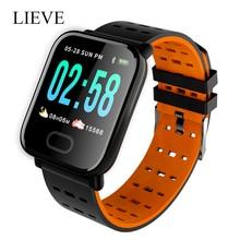 Smart Watch 2020 Men Blood Pressure Waterproof Smartwatch Women Heart Rate Monitor Fitness Tracker Watch Sport For Android IOS недорого