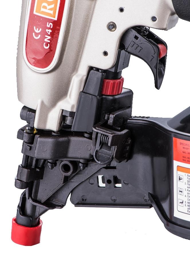 Tools : Flooring Coil Nailer Nail Gun CN45