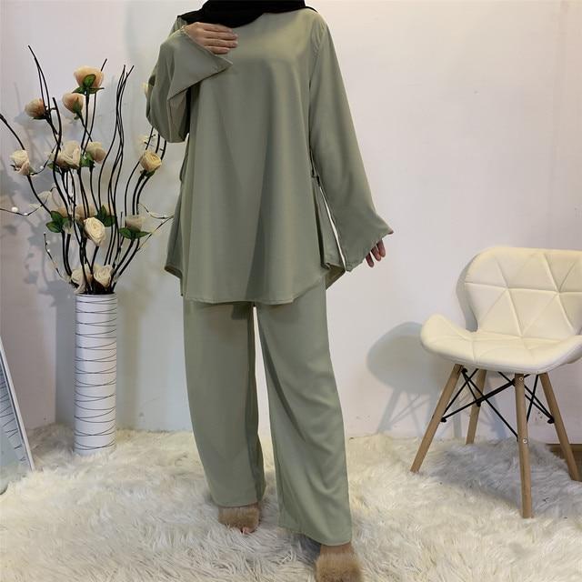 Купить дубай abaya турция комплекты для мусульман kaftan hijab платье картинки цена