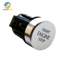 5N0959839 ELISHASTAR OEM empezar botón interruptor para V-W Tiguan 2008-2016 Sharan 2011-2016 7N 5N0959839 5N0 959, 839