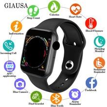 Watch PK IWO 10 Smart Watch 1.54 inch Screen Bluetooth Call Dial Answer ECG Heart Rate Monitor PK IWO 8 Smartwatch for Men Women цена