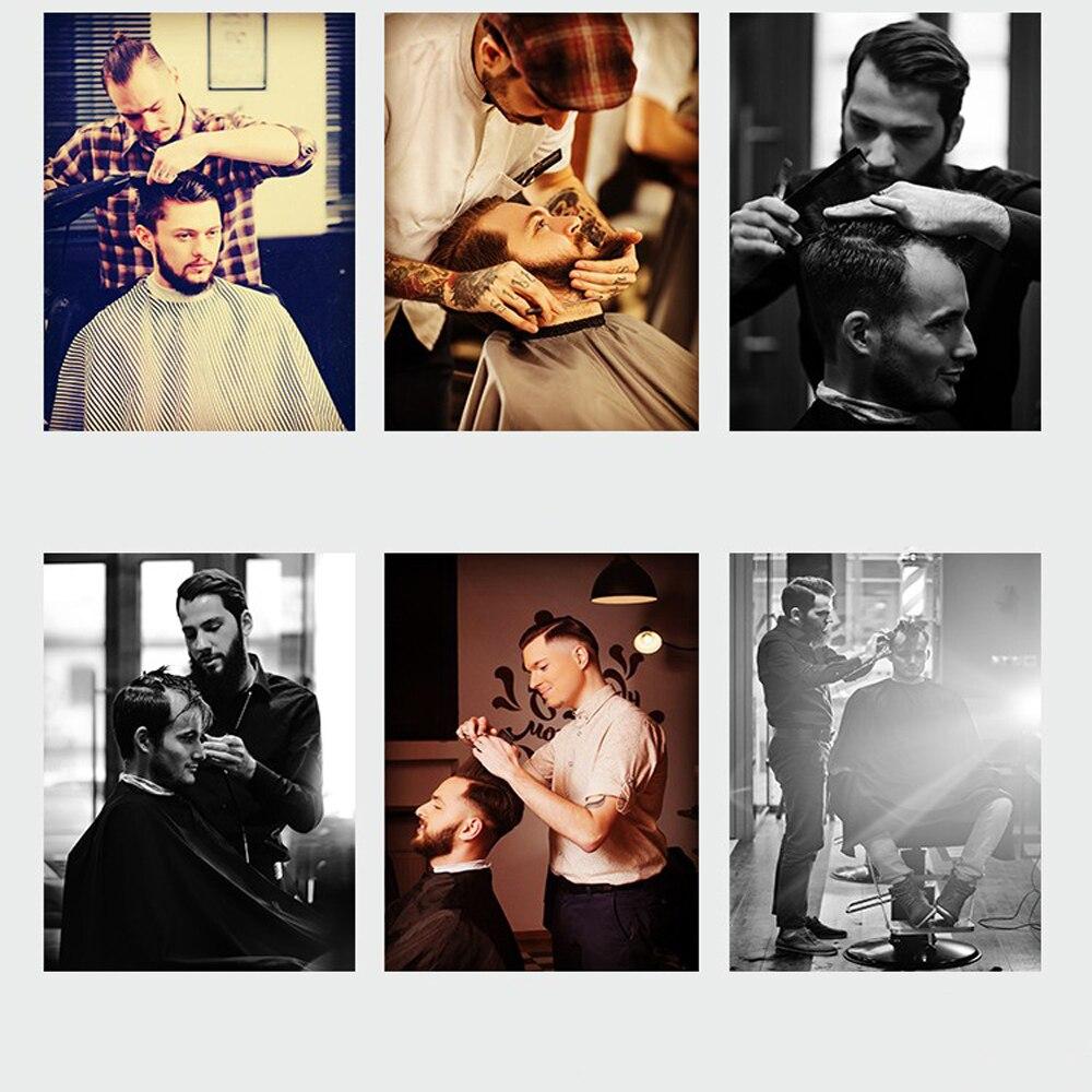 moderne wohnkultur barbershop leinwand malerei leinwand drucke wand bilder fur friseur zimmer poster und drucke